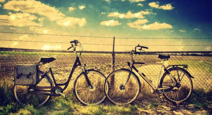 Bike rent service for all your displacements!