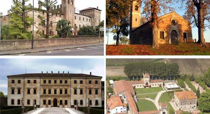 There is a moment for a rest at Otto Ducati d'Oro Relais and a moment to visit Verona and province