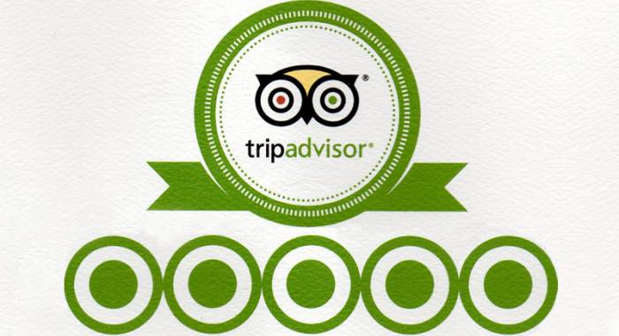 Hundred of these reviews for our farmhouse with bed and breakfast in Verona