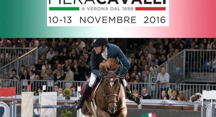 The farmhouse & in Verona for Fieracavalli 2016