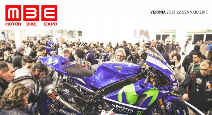 Where can you sleep during the Moto Bike Show 2017 in Verona?