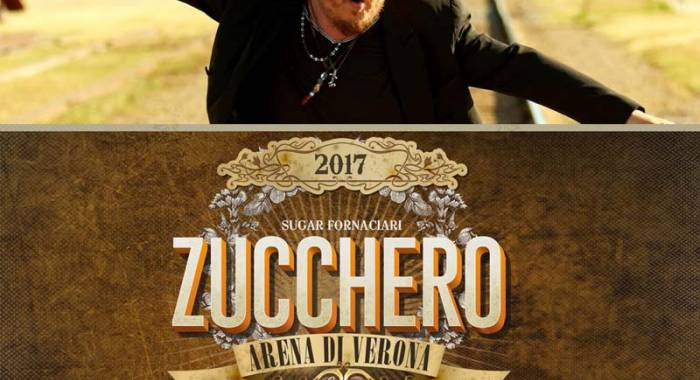 Zucchero at the Arena 2017: have you already found a place to sleep for Sugar Fornaciari's concert?