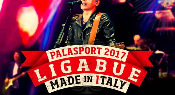 Ligabue's concert in Mantua, October 2017