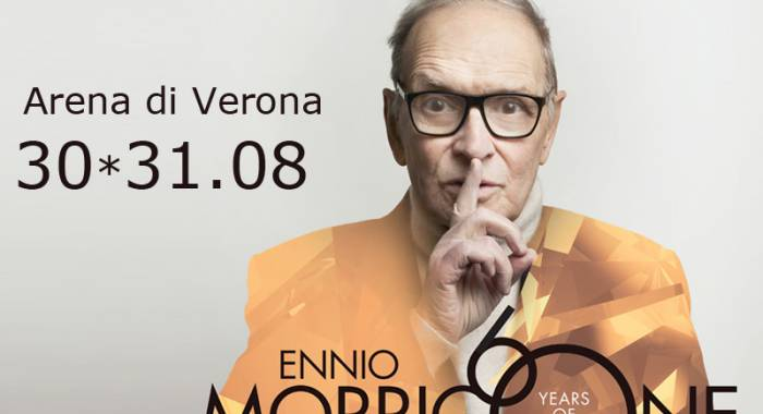 Morricone's concert in Verona: country hotel b&b where to sleep for his last date in Arena