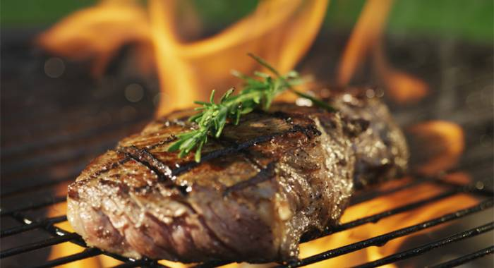 Spring: the perfect moment to enjoy our barbecue out