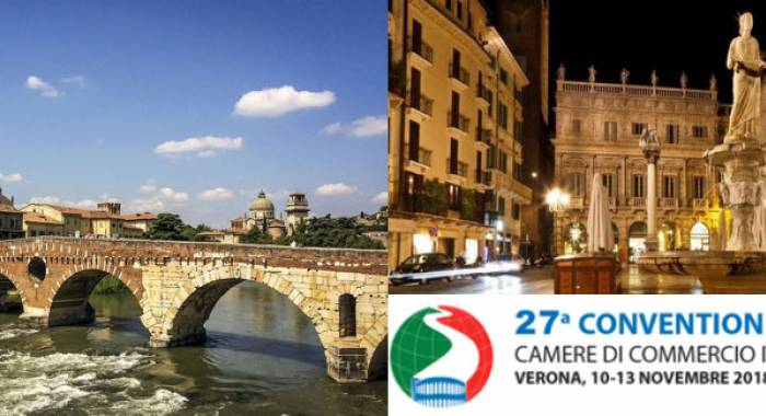 27th World Convention of Abroad Italian Chambers of Commerce