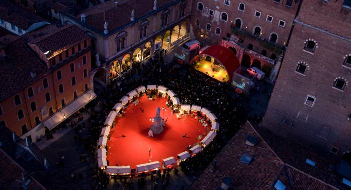 Sweetly in Love in Verona: a romantic Valentine's Day