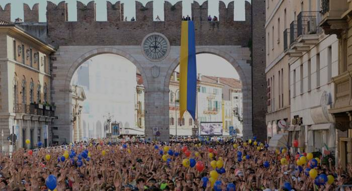 On 18 and 19 May 2019 the Straverona marathon returns to Verona