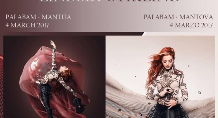 Concerto di Lindsey Stirling al Palabam di Mantova: la tappa italiana, in primavera