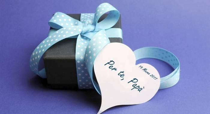 Idea regalo per la festa del papà 2017