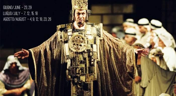 Nabucco a Verona, dove dormire per l'opera di Verdi che inaugura la stagione lirica in Arena 2017