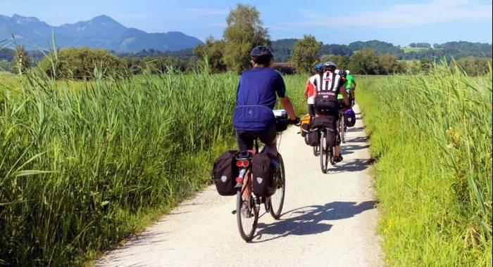 Vacanze in bicicletta tra il lago di Garda, Verona e Mantova