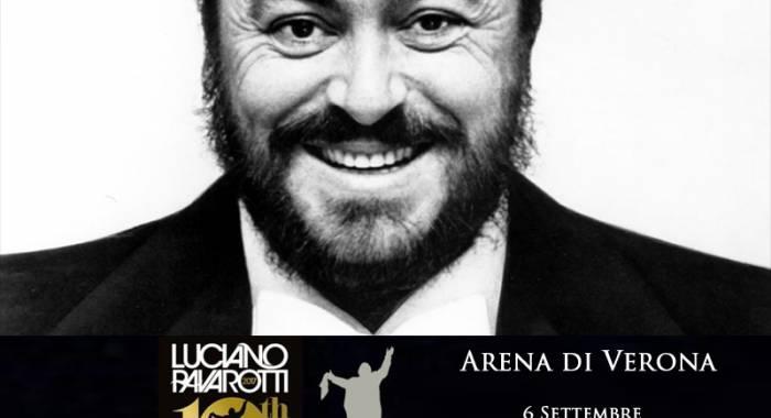 Anniversario Pavarotti Arena di Verona 2017: il tributo al Maestro  della lirica su Rai1