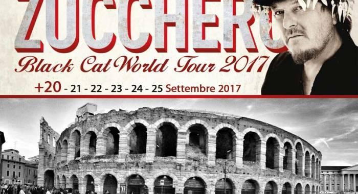 Concerto Zucchero in Arena 2017: dove dormire per la data aggiuntiva