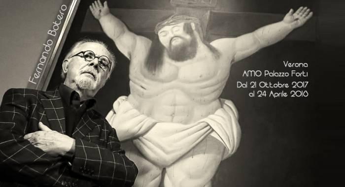 Mostra Botero a Verona, l'arte del riposo in b&b e la grande arte colombiana
