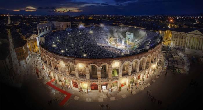 Il programma del Festival Lirico Arena 2018