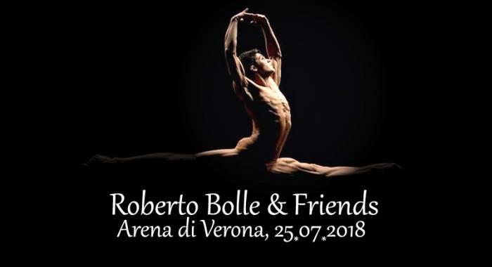 Roberto Bolle in Arena: dove dormire a Verona dopo lo spettacolo di balletto