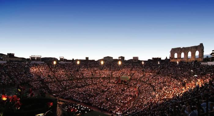 Il Programma del Festival Lirico in Arena 2019