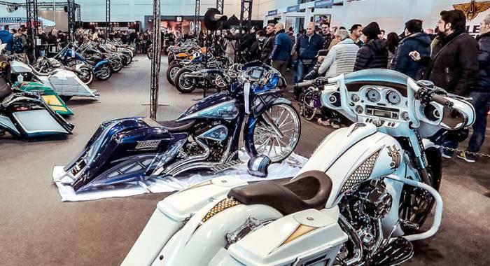 Alla Fiera di Verona il Motor Bike Expo 2020. Il Relais Otto Ducati d'Oro a pochi km da Verona