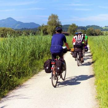 Holiday by bike between Lake Garda, Verona and Mantua