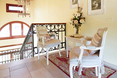 Relais in Verona's province for business trips