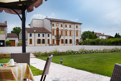 Country hotel at Corte Emilei for business trips