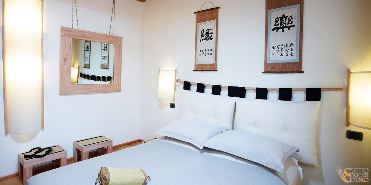 Hotel for business trips with Japanese style-room