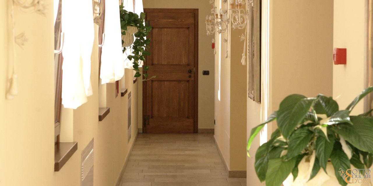 Agriturismo b&b con camere al piano terra in provincia di Verona