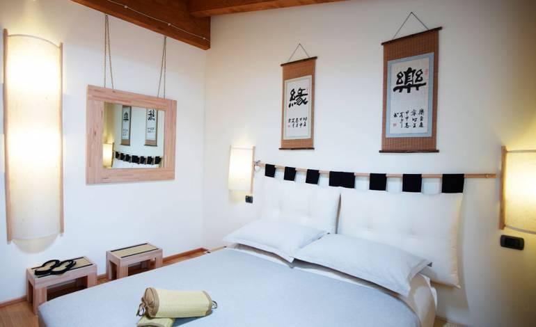 Dormire a verona con relax e benessere in agriturismo for Pavimento giapponese
